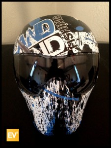 Kirkland Desmond fishing mask 2014