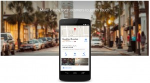 Google My Business Android Application